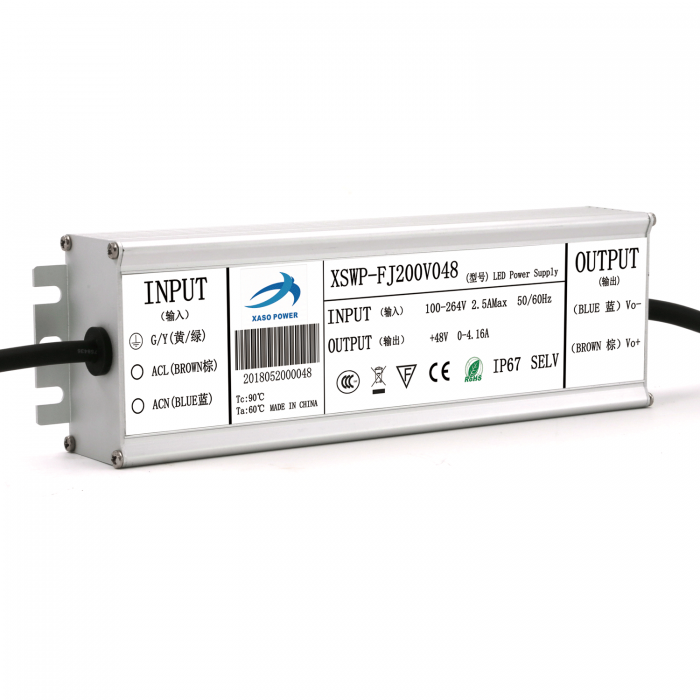 200W waterprof constant voltage