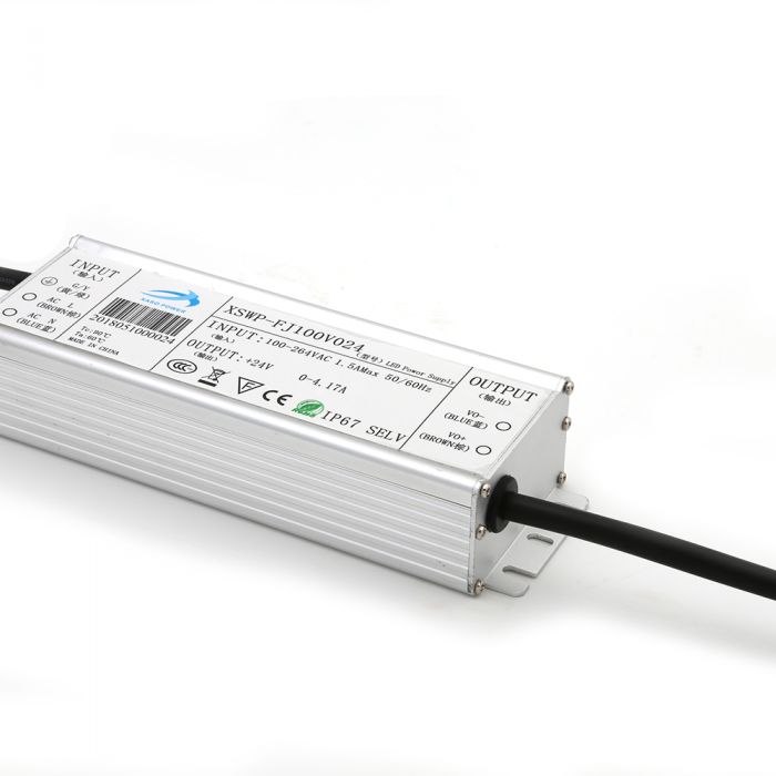 80W adjustable output current