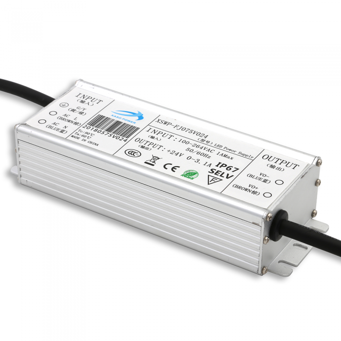 60W adjustable output current